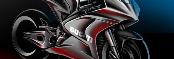 DucatiがMoto Eワールドカップに電動バイクを供給!